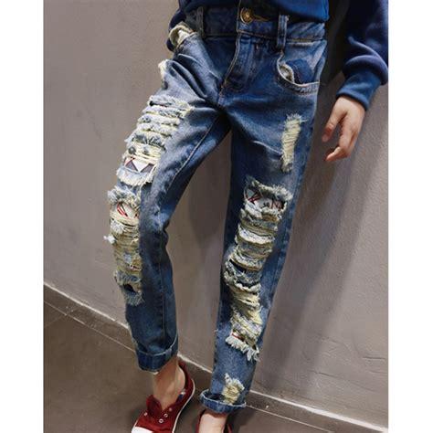 stylish jeans for girls designer women jeans model harstely 2016 kids boys girls jeans pants autumn fashion designer