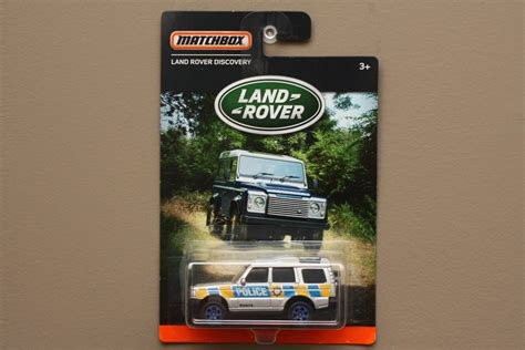 matchbox land rover discovery matchbox 2016 land rover series land rover discovery