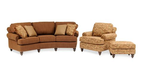conversation sofa furniture smith brothers conversation sofa smith brothers 393 12