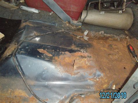 Bronco Floor by How Does A Floor Pan Look 80 96 Ford Bronco Ford