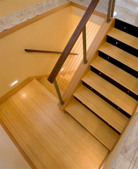 wooden stair banister modern handrail designs that make the staircase stand out