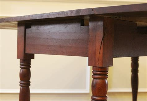 antique wood dining table antique cherry wood rustic farmhouse drop leaf dining