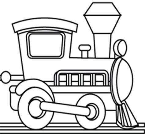 Train Locomotive 41 Transport Coloriages 224 Imprimer Free Printable Coloring Sheets For Kids L