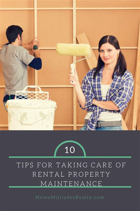 tips on viginal taking care tips for taking care of rental property maintenance