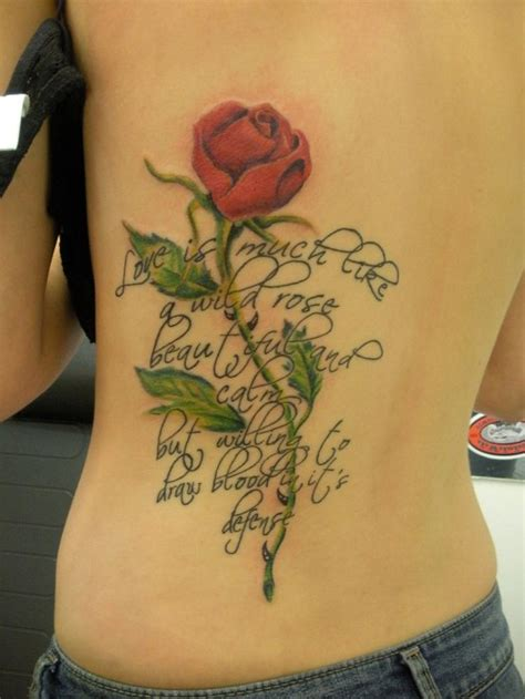 delicate women rose tattoo designs for 2011 yusrablog com