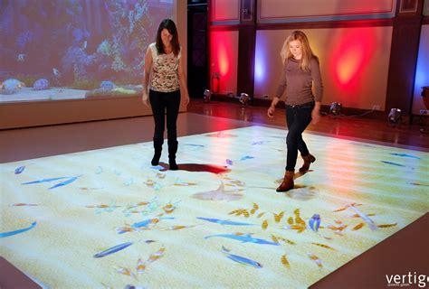 Interactive Floor by 28 Arcstream Living Image Interactive Floor Greatestate Design Harmonizes With