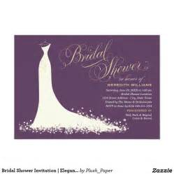 bridal shower invitation maker bridal shower invitation wedding gown meredith