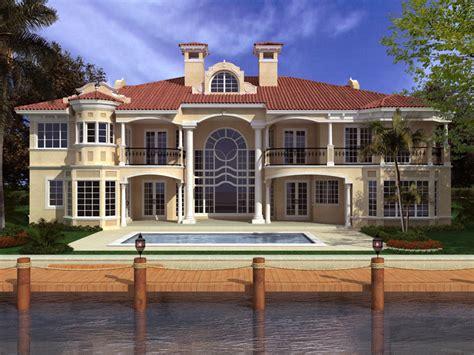 mediterrean house plans
