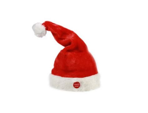dancing christmas tree hat santa singing hats christmastreeshops in