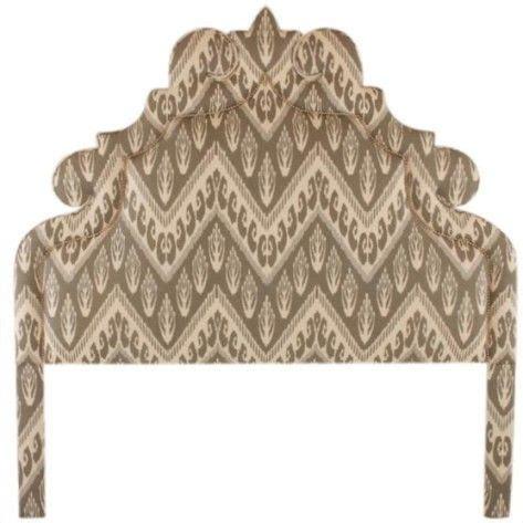 michelle nussbaumer fabrics scheherazade head board by michelle nussbaumer from