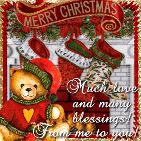 love   blessings  merry christmas wishes ecards