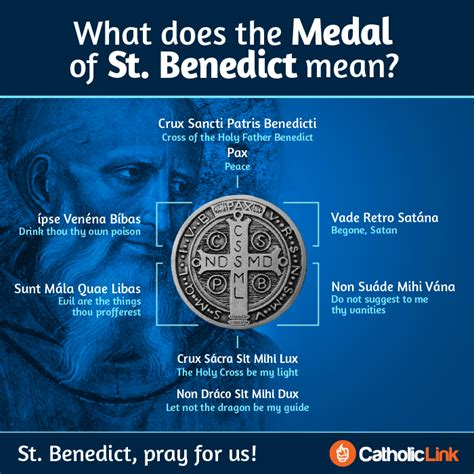 what does not in my backyard mean why you need the protection of a st benedict medal