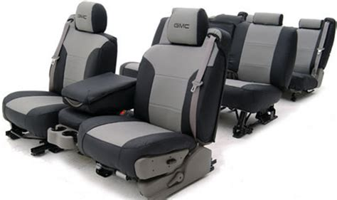 What Is Leatherette Upholstery by Cadillac Escalade Fully Custom Leatherette Seat Covers Ebay