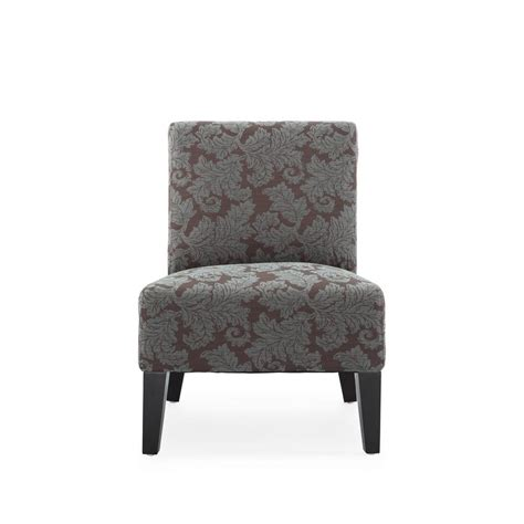Aqua Accent Chair Monaco Aqua Fern Accent Chair Ac Mn Sd050 7a The Home Depot