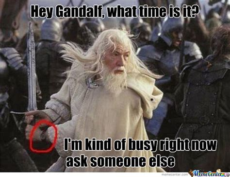 Gandalf Meme - gandalf by racaman meme center