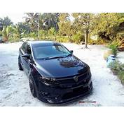 Preve Black Modified  Share My Ride GK126 Galeri Kereta