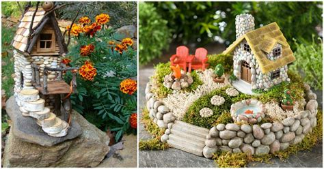 17 best images about miniature nostalgia on pinterest 17 miniature stone houses to beautify your garden