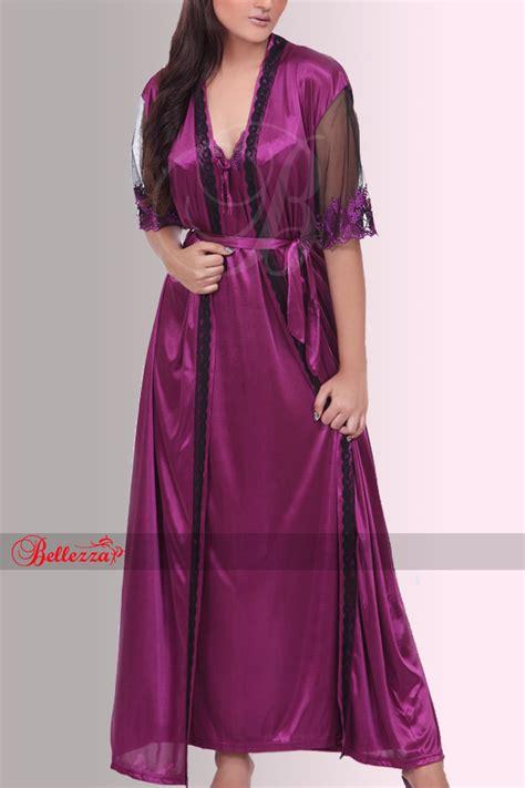 nighty dress with price bellezza elegant wedding nightwear with gown nighty price
