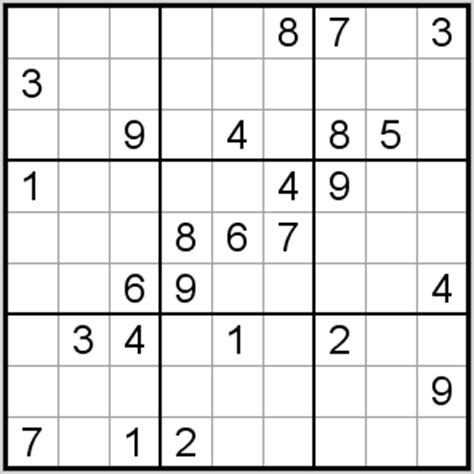 printable sudoku extremely hard sudoku printable very hard www pixshark com images