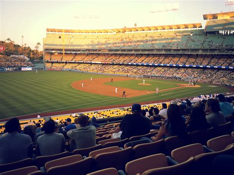 section 50fd dodger stadium dodger stadium section 151lg row l seat 7 los angeles