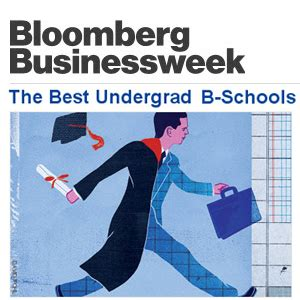Bloomberg Businessweek Mba Employer Survey by College Ranks 7 In Sustainability For Undergraduate