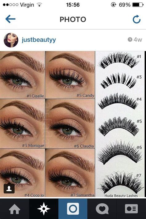Huda beauty lashes   Make up Styles in 2019   Eye Makeup