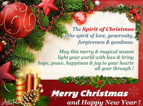 true spirit  christmas    spirit  christmas ecards