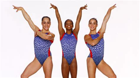 Fab Site Instyle Shopping With Shopstyle by See The Fab Five Before They Were Olympic Chions