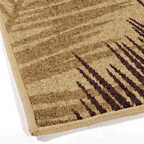 Large Indoor Outdoor Rugs Orian Rugs Indoor Outdoor Leaves Bungalow Palms Multi Area Large Rug 1836 8x11 Orian Rugs