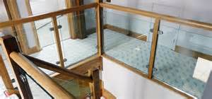 Wooden Stair Handrail Stair Glass Balustrades Uk Supplier