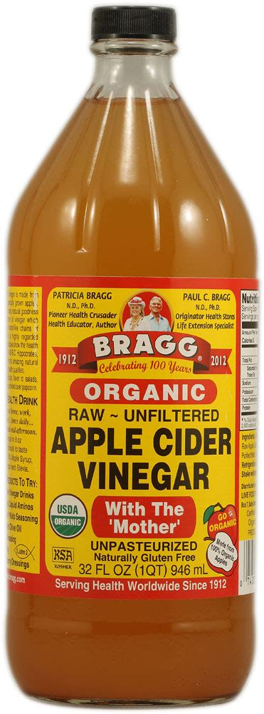 Braggs Acv Detox Drink by Apple Cider Vinegar Apple Cider Vinegar