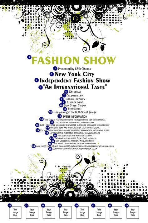 What Is Fashion Show Invitation Template Sitestatrcom Party Invitations Ideas Fashion Show Ticket Template Free