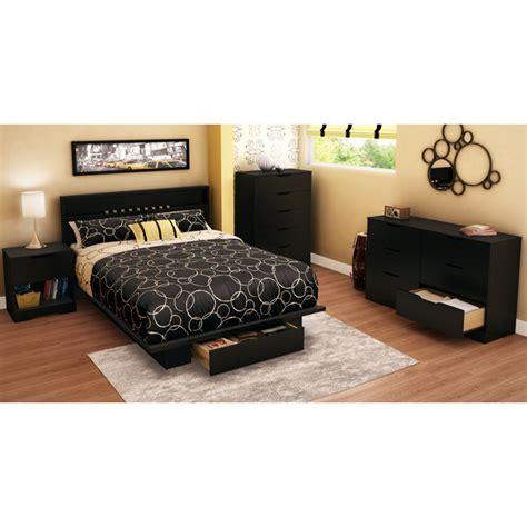 black platform bedroom sets holland pure black platform storage bedroom set dcg stores
