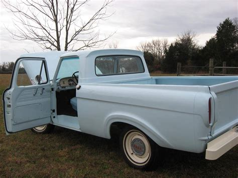 1963 ford f100 for sale 1963 ford f100 unibody for sale 1863063 hemmings motor news