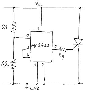 crowbar diode wiki axotron
