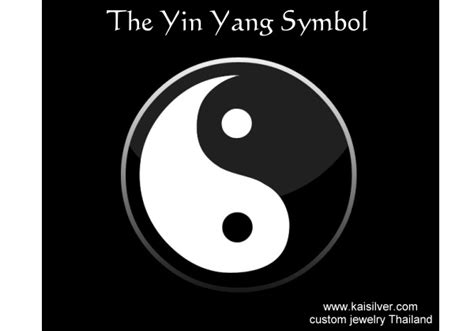 what does the yin yang symbolize all white yin yang symbol