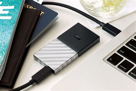 Ssd Wd My Passport 256gb External western digital announces its portable ssd the verge
