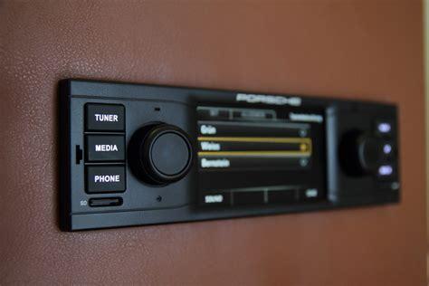 Porsche Classic Radio Navigationssystem by Ausprobiert Porsche Classic Radio Navigationssystem