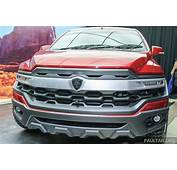 Proton Pick Up Concept Debuts An Exora Based Truck Image