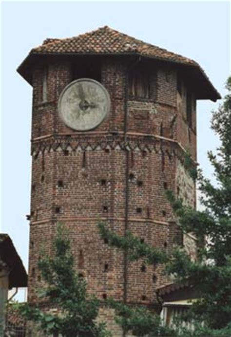 piemonte pianezza pianezza to ricetto e torre archeocarta
