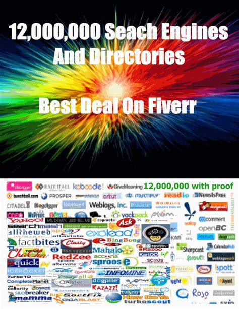 Email Search Engines And Directories Submit To 12 000 000 Search Engines And Directories By Kubotan