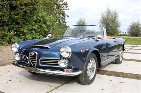 Alfa Romeo 2600 Spider by Alfa Romeo 2600 Spider 1964 Catawiki