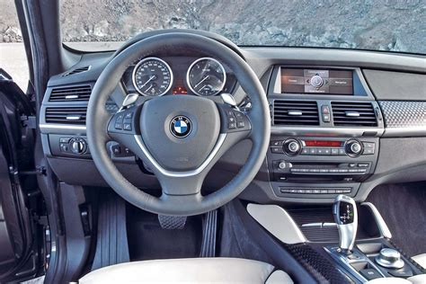 Bmw Gt Interior Photo X6 Interieur