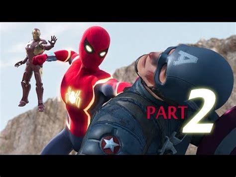 566 Iron 2610 Vs Captain America iron vs piccolo moviesbaze