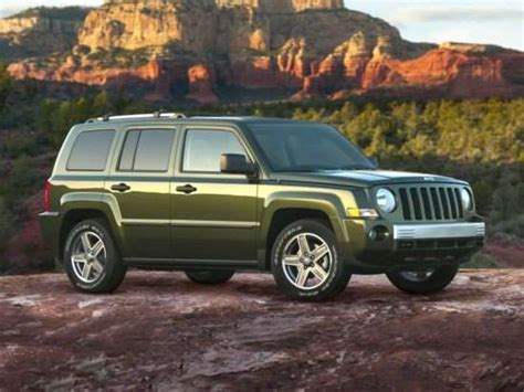 How Much Is A Jeep Patriot 2007 Jeep Patriot Review Autobytel