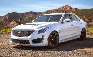 Reviews Of Cadillac Cts 2017 Cadillac Cts V Review Gtspirit