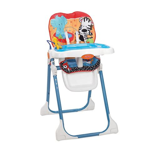 fisher price adorable animals high chair