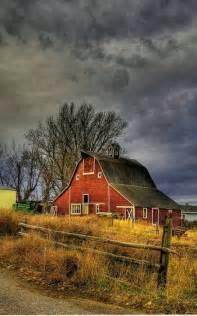 barnes county beautiful barn country