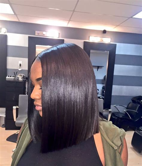 middle part bob hairstyle middle part blunt cut bob hair pinterest blunt cuts