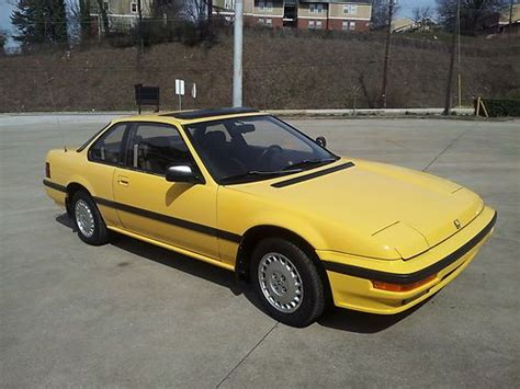 automotive air conditioning repair 1988 honda cr x transmission control sell used 1988 honda prelude si 4ws import classic only 150k miles clean in atlanta georgia